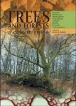 TREES AND FORESTS. A COLOUR GUIDE. Bryan G. Bowes (2010) Manson Publishing